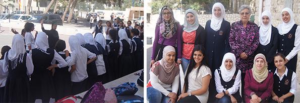 Dar-El-Tifl scholars